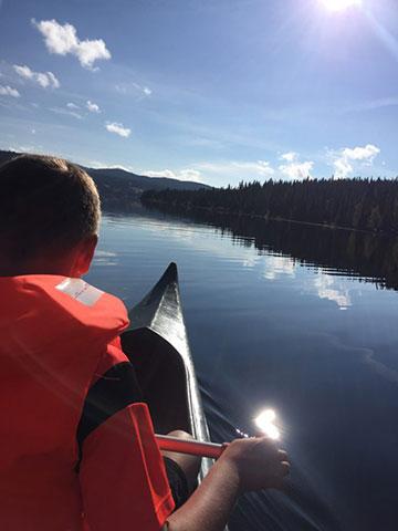Norge tur